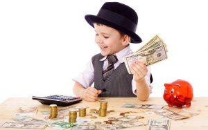 Nov način varčevanja za otroke, ki preprečuje, da bi prihranki izpuhteli